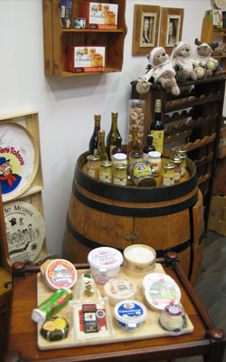 Yummy French products at Gardens Shopping Centre
