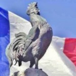 Gallic Rooster-pride of France